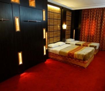 اتاقها و سوئیتهای هتل پرشیا